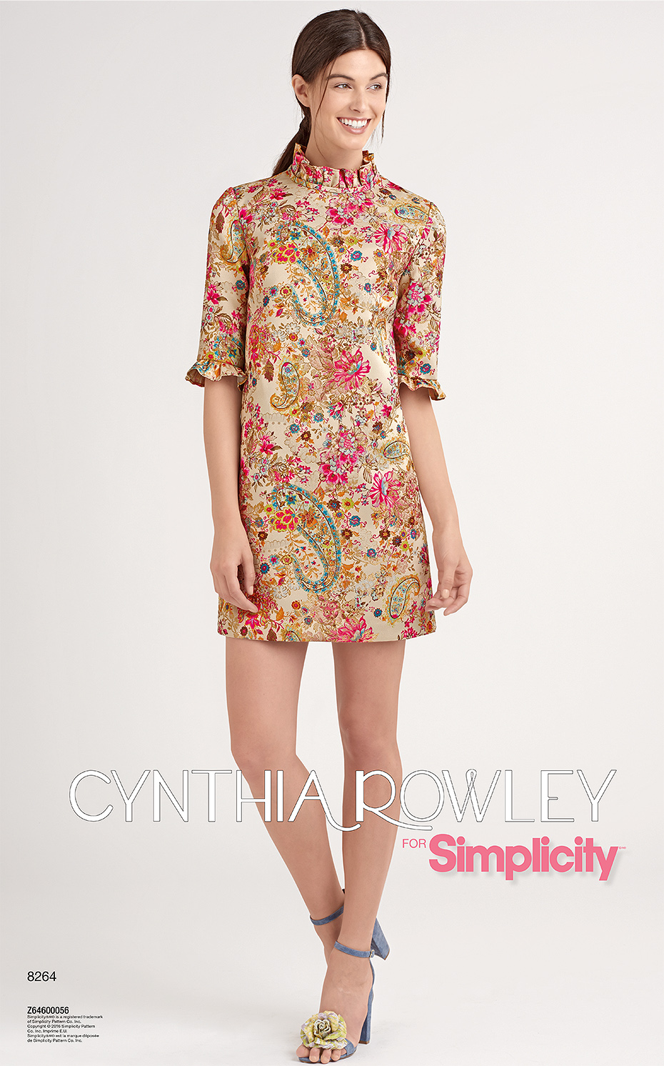 Cynthia Rowley for Simplicity