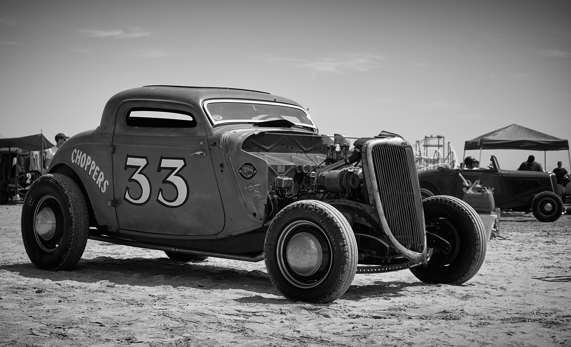 The Race Of Gentlemen 33 Car